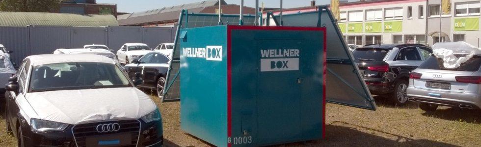 Diebstahlschutz by Wellner GmbH