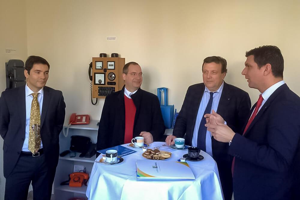 Gespräche Zwischen Henry Graichen, Claus Gröhn, Matthias Forßbohm (HWK) Und Jörg Wellner