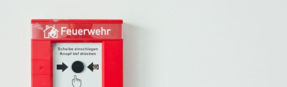 Geprüfte Brandmeldeanlagen by Wellner Gmbh