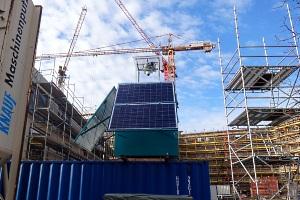 Optimierte Baustellenueberwachung by Wellner Gmbh