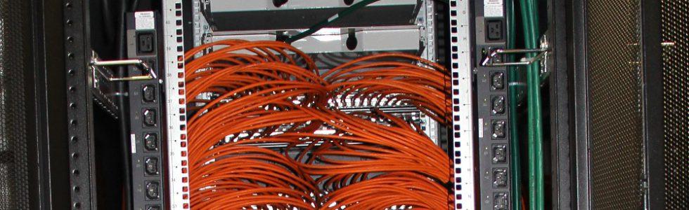 Datenschrank_Passive Netzwerktechnik by Wellner GmbH
