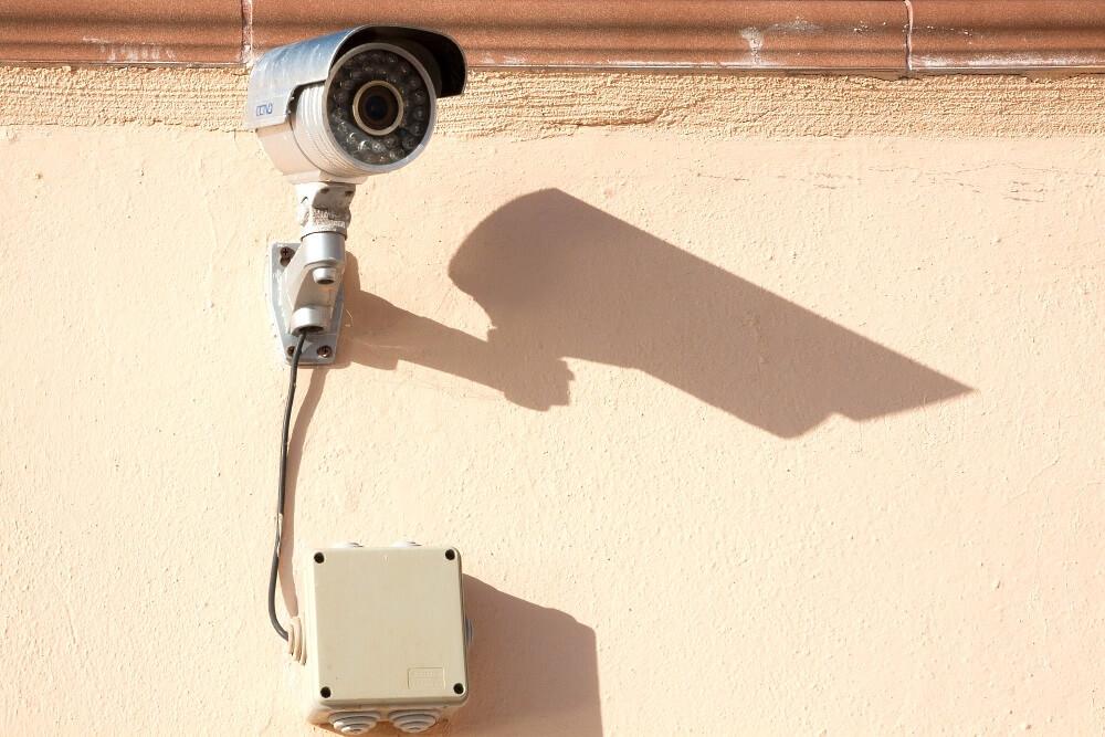 Private Videoüberwachung
