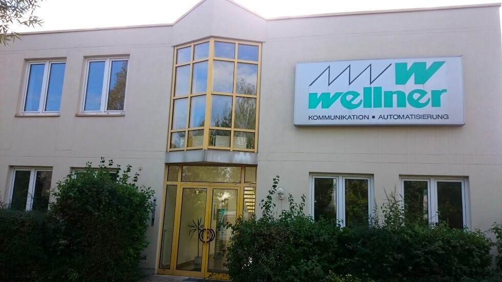 Verwaltungsgebäude Standort Gerichshain by Wellner GmbH