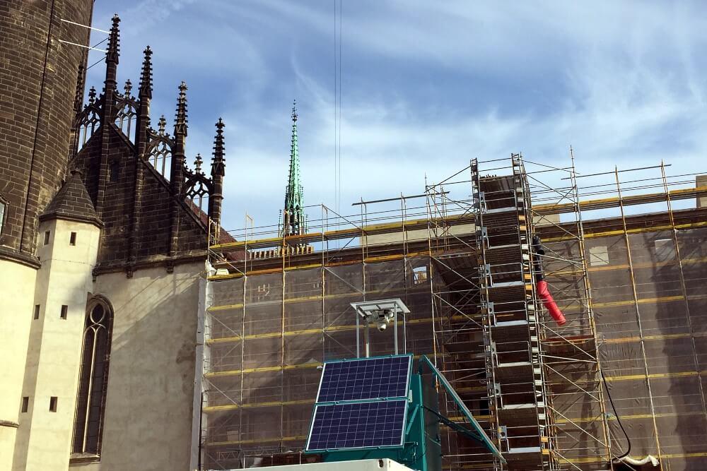 Schlosskirche Wittenberg - Seit Jahrhunderten Faszinierende Kulisse Und Ort Der Veränderung