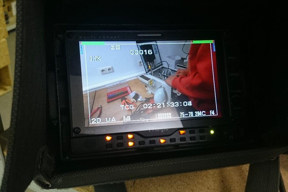Einfach Genial – WellnerBOX Im MDR: Livevorschau Des Kamerabildes