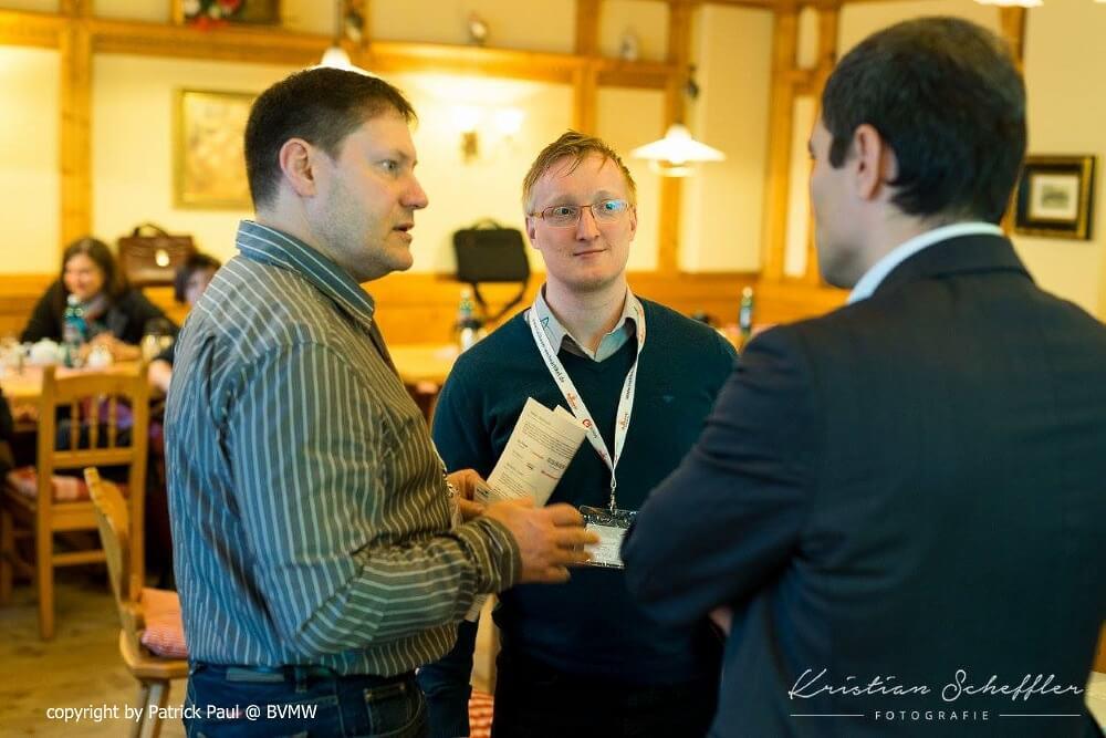 BVMW Unternehmerfruehstueck_Networking In Entspannter Atmosphaere