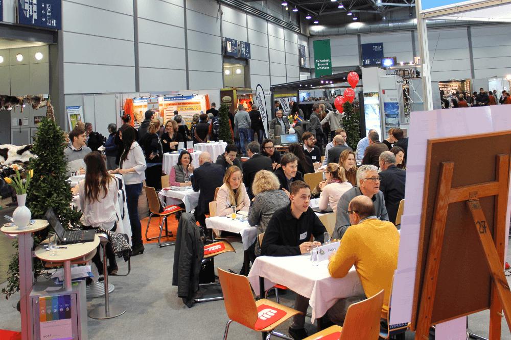 MItteldeutsche Handwerksmesse - Speeddating für die Handwerksgesellen von Morgen