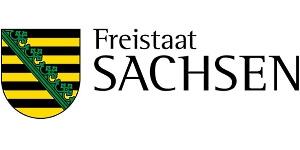 Freistaat Sachsen Logo