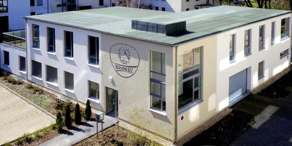 Modern und freundlich präsentiert sich die neue Geschäftsstelle des SC DHfK