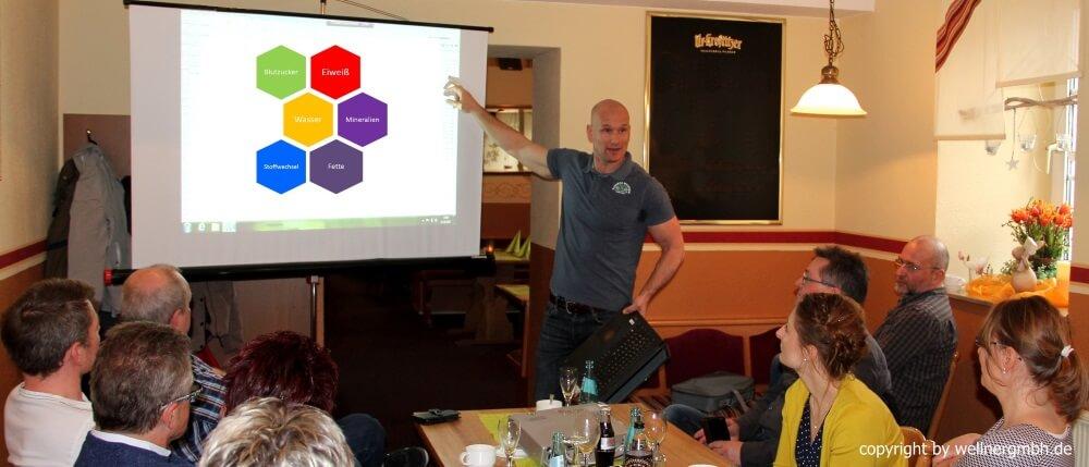 BGM by Wellner GmbH_Ernaehrungsseminar mit Uwe von Renteln
