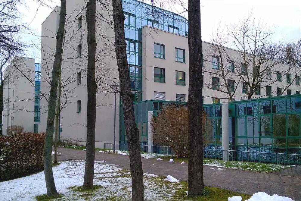 Klinikum Chemnitz - Moderne Häuser Mit Moderner Technik