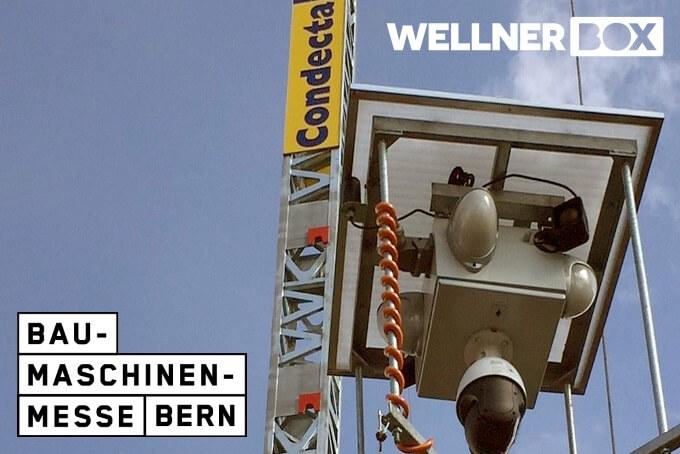 Rückblick Auf Die Baumaschinen-Messe Bern By Wellner GmbH