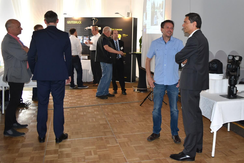 Intelligente Videoanwendungen_Infoveranstaltung Mit Unserem Partner Geutebrück