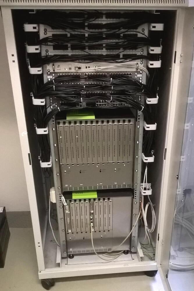 Serverschrank AWO Markkleeberg