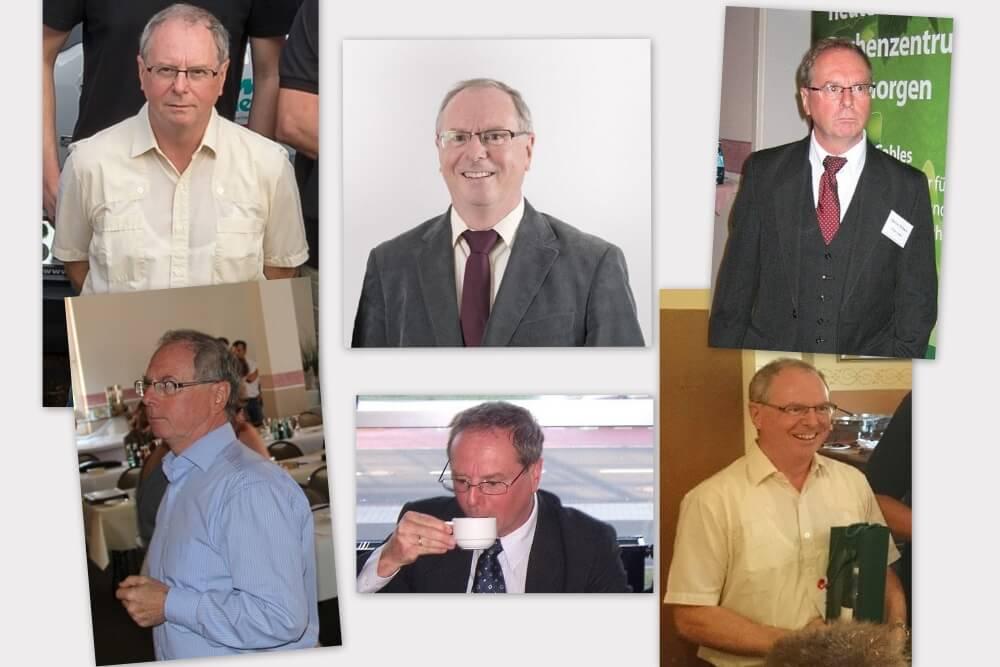 Collage Dieter Schatz
