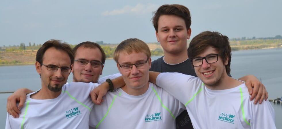 Unsere Azubis - ein starkes Team