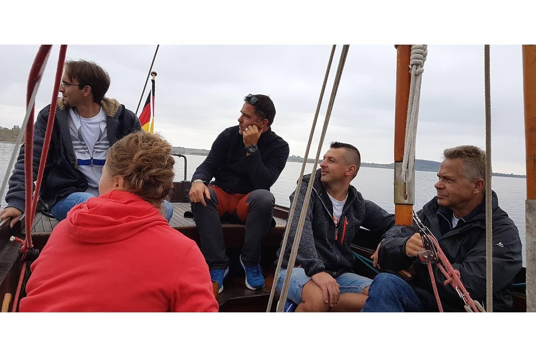 TEAMevent 2018 - Entspannung auf See